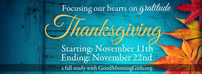 gmg thanksgiving